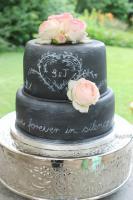 Foto 77 HAUSGEMACHT: Hochzeitstorten ganz individuell und geschmackvoll ! Nicht nur von außen !