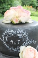 Foto 78 HAUSGEMACHT: Hochzeitstorten ganz individuell und geschmackvoll ! Nicht nur von außen !