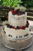 Foto 86 HAUSGEMACHT: Hochzeitstorten ganz individuell und geschmackvoll ! Nicht nur von außen !