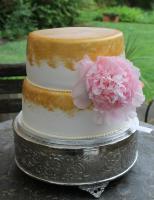 Foto 88 HAUSGEMACHT: Hochzeitstorten ganz individuell und geschmackvoll ! Nicht nur von außen !