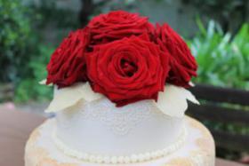 Foto 94 HAUSGEMACHT: Hochzeitstorten ganz individuell und geschmackvoll ! Nicht nur von außen !