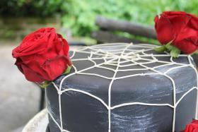 Foto 95 HAUSGEMACHT: Hochzeitstorten ganz individuell und geschmackvoll ! Nicht nur von außen !