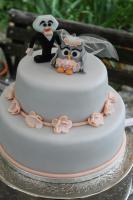 Foto 98 HAUSGEMACHT: Hochzeitstorten ganz individuell und geschmackvoll ! Nicht nur von außen !