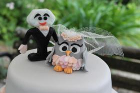 Foto 99 HAUSGEMACHT: Hochzeitstorten ganz individuell und geschmackvoll ! Nicht nur von außen !