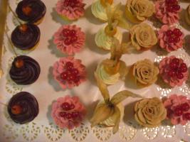 Foto 4 HAUSGEMACHT: Mini - Cupcakes, kleine süße , verführerische Leckereien...einfach passend zu jeder Gelegenheit !