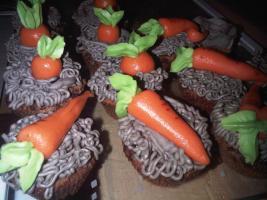 Foto 14 HAUSGEMACHT: Mini - Cupcakes, kleine süße , verführerische Leckereien...einfach passend zu jeder Gelegenheit !