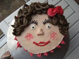 XXL - Cupcake Johanna