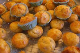 Olivenkuchen - Mini - Muffins