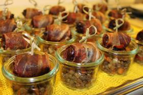 Foto 36 HAUSGEMACHT : Fingerfood, Amuse Gueule, Amuse -  Bouche, herzhafte Mini - Muffins mit Topping nach Wahl.......