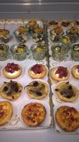 Foto 44 HAUSGEMACHT : Fingerfood, Amuse Gueule, Amuse -  Bouche, herzhafte Mini - Muffins mit Topping nach Wahl.......