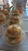 Foto 45 HAUSGEMACHT : Fingerfood, Amuse Gueule, Amuse -  Bouche, herzhafte Mini - Muffins mit Topping nach Wahl.......