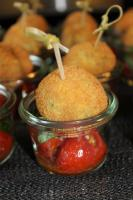 Foto 56 HAUSGEMACHT : Fingerfood, Amuse Gueule, Amuse -  Bouche, herzhafte Mini - Muffins mit Topping nach Wahl.......