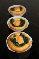 Foto 64 HAUSGEMACHT : Fingerfood, Amuse Gueule, Amuse -  Bouche, herzhafte Mini - Muffins mit Topping nach Wahl.......