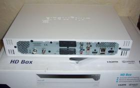 Foto 2 HD-DVB-C-Festplatten-Recorder HDC-601-DER