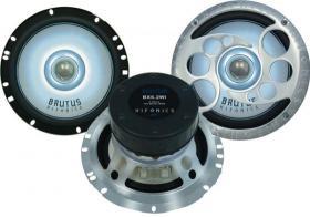 HIFONICS Brutus BX5.2Ci 13cm 2-Wege Lautsprecher NEU