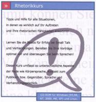 Foto 6 HOME OFFICE:Webdesign , Marketing/Werbung, AuktionsGuide, Know-How-Kurse , Fotokurs, Rhetorikkurs