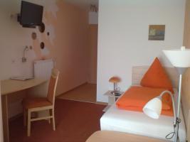 kleines Einbettzimmer
