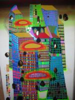 Foto 3 HUNDERTWASSER ''Good morning City''