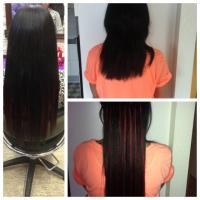 Haarverlängerung 100 % remy hair