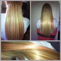Foto 2 Haarverlängerung 100 % remy hair