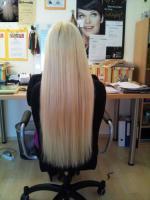 Haarverlängerung Stuttgart -spezialisiert auf Extensions-europäische und indische Echthaare