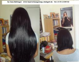Foto 2 Haarverlängerung Stuttgart -spezialisiert auf Extensions-europäische und indische Echthaare