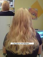 Foto 5 Haarverlängerung Stuttgart -spezialisiert auf Extensions-europäische und indische Echthaare