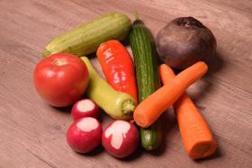 Haben Sie Obst und Gemüse Überschuss????