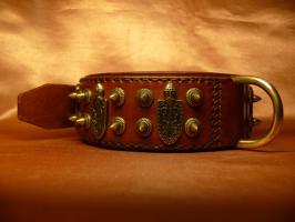 Halsband WIKINGERSCHILDE - Qualität von www.ANTIK-GROUP.com
