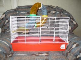 Hamsterkäfig zu verkaufen
