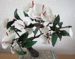 Foto 3 Handarbeit! Edle dekorative Pflanze aus Glas incl. Topf  € 30,00 + Versand