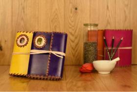 Foto 5 Handgefertigte Lederwaren, Notizbücher, Fotoalben, Ledertaschen - Ideal zum verschenken
