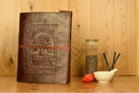 Foto 6 Handgefertigte Lederwaren, Notizbücher, Fotoalben, Ledertaschen - Ideal zum verschenken