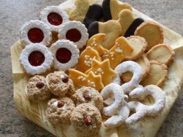 Foto 2 Handgemachte Weihnachtskekse