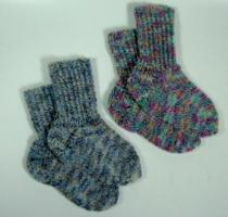 Foto 2 Handgestrickte Socken