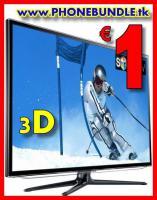 """Handy-Bundle mit 40"""" 3D-TV Samsung nur 1 Euro"""