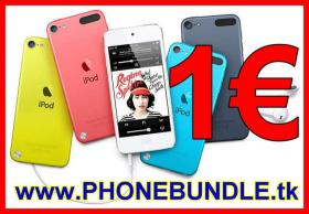 Handy-Bundle mit Apple iPod 5G 64GB nur 1 Euro