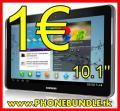"""Handy-Bundle mit Galaxy Tablet 2 10.1"""" nur 1 Euro"""