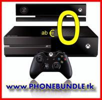 Handy-Bundle mit Xbox One ab 0 Euro