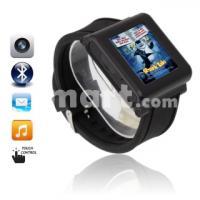 Handy-Uhr Bluetooth MP3/4 nur € 26,60 frei Haus