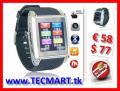 Handy-Uhr QuadBand Cam nur € 58 versandkostenfrei