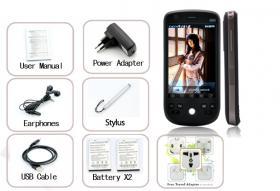 Foto 5 Handy - 3.2 inch Touchscreen, Wifi, mit DVB-T Empfang
