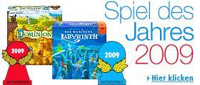 Foto 2 Hans im Glück,  Spiel des Jahres 2009