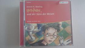 Harry Potter ''Der Stein der Weisen'' Hörbuch