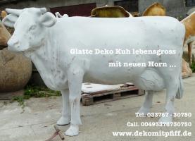 Hasste noch keine Deko Kuh ….Tel 033767 30750