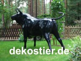 Hasste noch keinen Deko Stier lebensgross oder möchtest Du nur einen Deko Stier Kopf ...