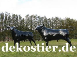 Hast Du keinen Deko Stier im Garten… oder möchtest Du eine andere Deko Figur ...