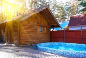 Foto 4 Haus mit Terrasse und Sauna Häuschen - Wohlfühlparadies