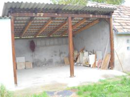 Foto 8 Haus in Ungarn Balaton Plattensee nähe Zalakaros 1700m2 Grundstück Neu Renoviert Carport