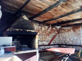 Foto 6 Haus direkt am Meer in Dalmatien bei Zadar bis 8 Personen